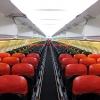 Inside of an AirAsia plane