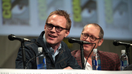 Paul Bettany and James Spader