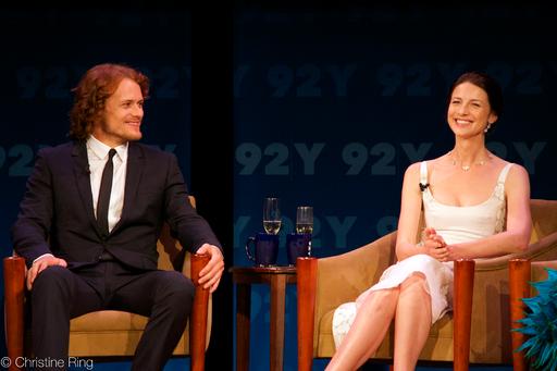 Outlander' Series: Actor Sam Heughan Talks About Jamie Fraser's