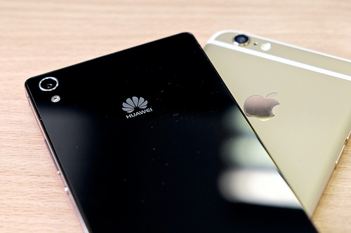 Mysterious Huawei Device with Force Touch Technology Leaked