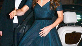 Princess Kate Attends Portrait Gala