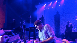 James Taylor Performs at Bournemouth