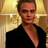 Cara Delevingne Attends Vogue Reception