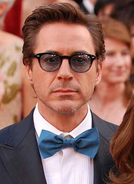 352b8377840 How  Iron Man  Star Robert Downey Jr. Greeted His Wife During Their ...
