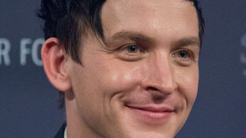 Robin Lord Taylor Attends New York PaleyFest