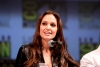 Angelina Jolie at the San Diego Comic-Con