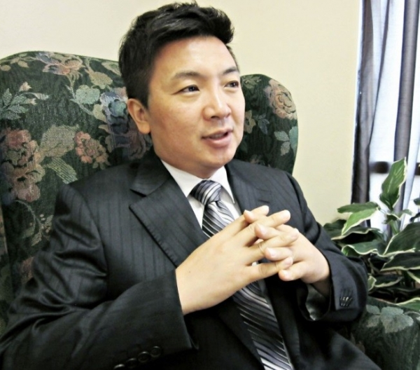 Pastor Jin O Jeong