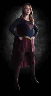 Supergirl' Series: Melissa Benoist Shares How Her Life Has