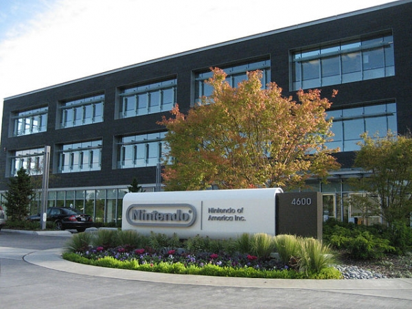 Nintendo US Headquarters