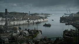 Game of Thrones - filmed on location in Northern Ireland