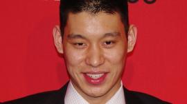 Jeremy Lin Attends Time 100 Event