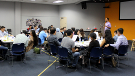 Young Nak Parenting Seminar