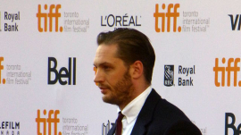 'Mad Max' actor Tom Hardy