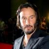 Keanu Reeves at the 'Man of Tai Chi' premiere