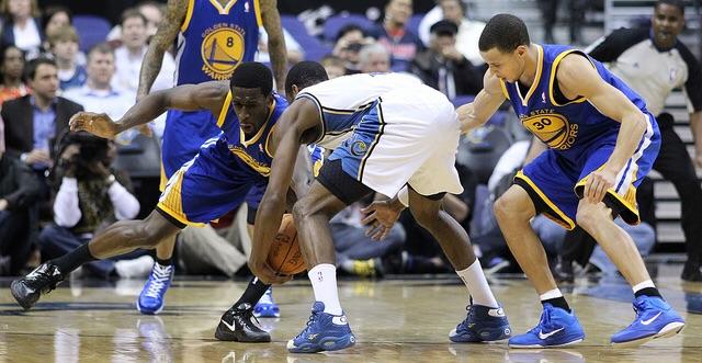 NBA Playoffs 2015 Game 3 Western Conference Finals: Golden ...