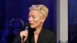 Actress Tilda Swinton