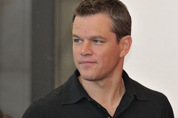 Jason Bourne movie franchise star Matt Damon
