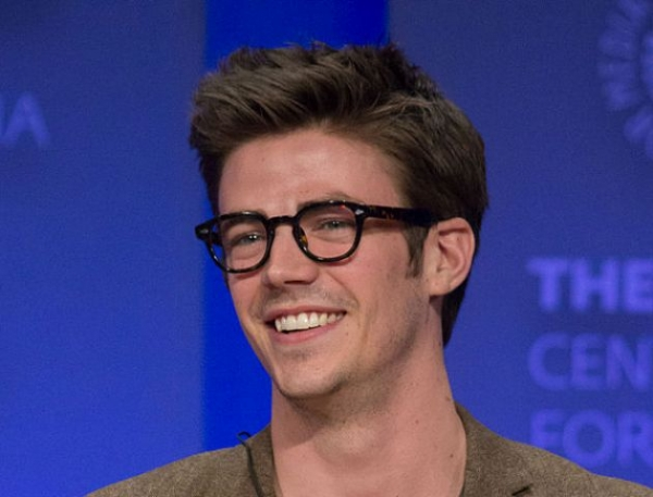 Grant Harrison Actor Flash' Actor Grant Gustin