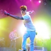 Pharrell Williams Performs In Canada