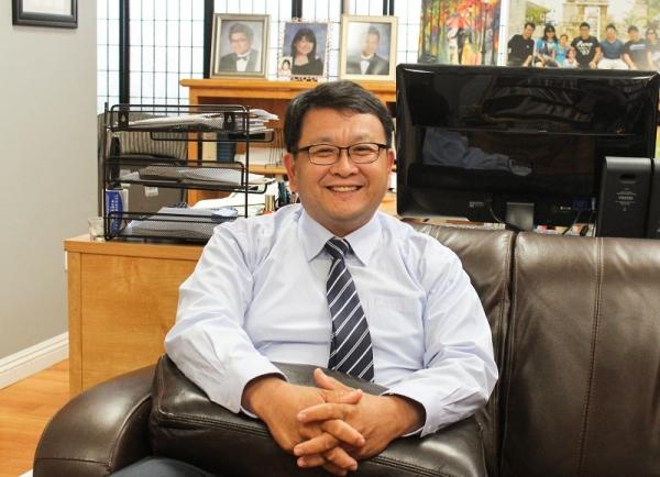 Pastor Jim-Bob Park
