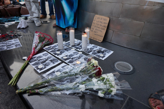 Charleston Shooting New York Vigil