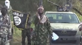 Photo of Abubaker Shakau