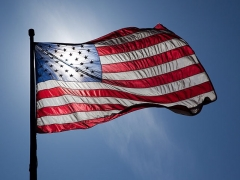 Photo of the American Flag