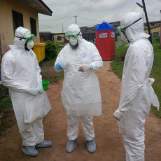 Nigerian Physicians Are Trained To Treat Ebola Patients