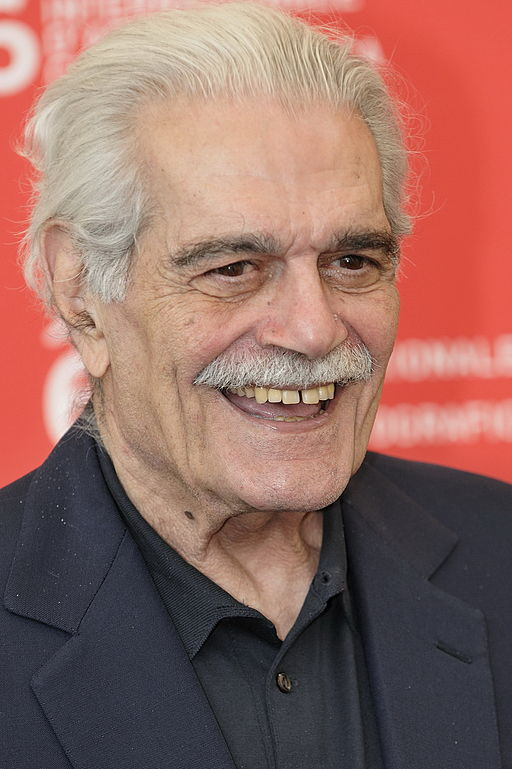 Omar Sharif Suffering From Alzheimers Disease   Dr
