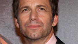 Zack Snyder Attends Movie Premiere