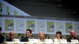 Ant-Man Panel Speaks at Comic-Con
