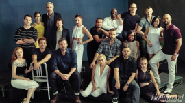 'Batman v Superman' and 'Suicide Squad' cast