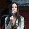 Demi Moore Speaks at Nepal