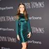 """Cara Delevingne Attends """"Paper Towns' Premiere"""