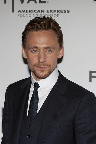 Tom Hiddleston Attends Tribeca Film Festival