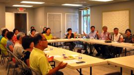 Global Mission Alliance Atlanta prison ministry