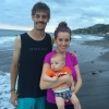 Derick and Jill Duggar-Dillard and their son, Israel