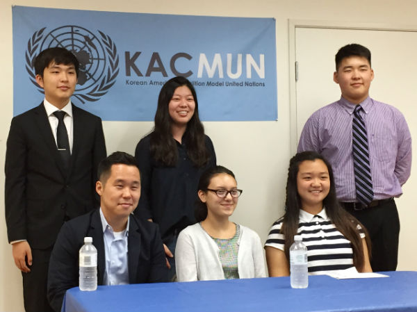 Korean American Coalition KAC MUN