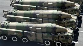 Chinese Long Range Missiles