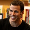 Steve-O Attends Book Signing
