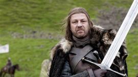 Ned Stark in 'Game of Thrones' Season 1