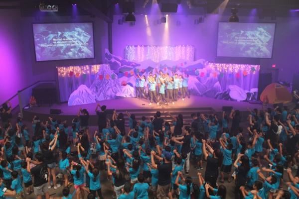 Living Hope Community Church VBS