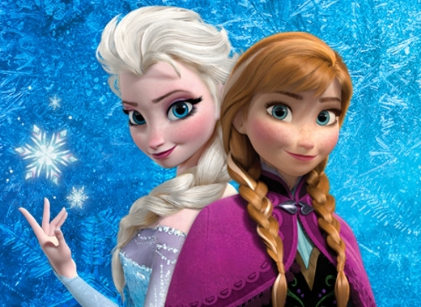 39 frozen 2 39 full movie director chris buck suggests elsa and anna are sisters of tarzan - Princesse anna et elsa ...