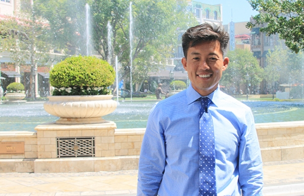 Pastor Sung Chang