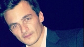 Rupert Friend Attends TIFF