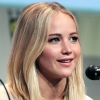 Jennifer Lawrence Speaks at Comic-Con