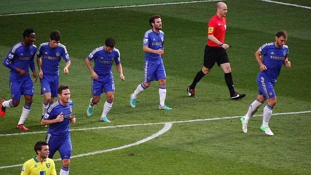 Chelsea fc football results
