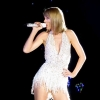 Taylor Swift Sings at Ford Field