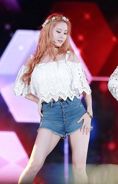 Seohyun Performs at MBC