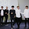 Exo Attends Fashion Kode Event